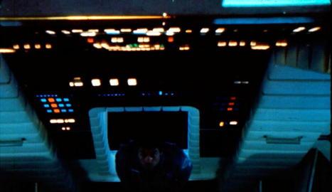 Un fotograma de '2001: Una odissea de l'espai'.