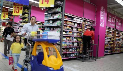 La Xina ha imposat aranzels a 128 productes dels EUA.