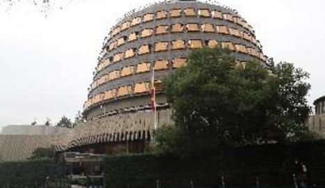 La pujada de més del 12% converteix els membres del Tribunal Constitucional en els més ben pagats