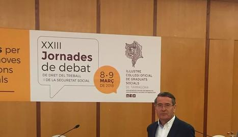 José Luis Solans, en foto d'arxiu, nou president del CT Lleida.