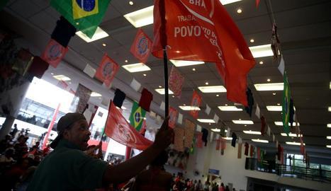 El Suprem del Brasil ha de decidir si Lula da Silva entra a la presó