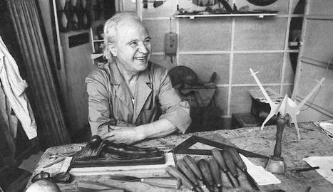 Adéu a l'escultor més important de Lleida
