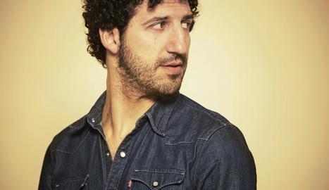 El cantautor i poeta madrileny Marwan actuarà avui a Lleida.