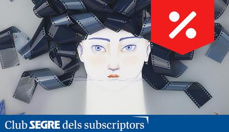 El cartell de la 24a Mostra de Cinema Llatinoamericà de Catalunya.