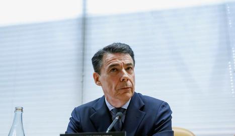 L'expresident madrileny Ignacio González.