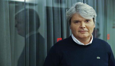 """Marc Pons: """"Als banquers que teníem escrúpols ens van enviar al gulag, al purgatori"""""""