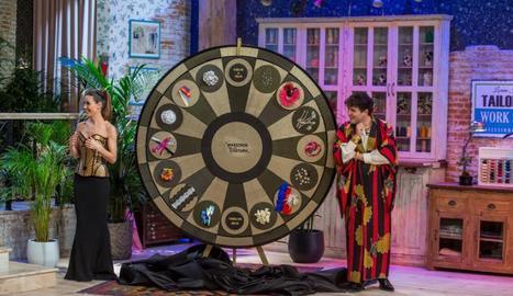 Teatre a 'Maestros de la costura'