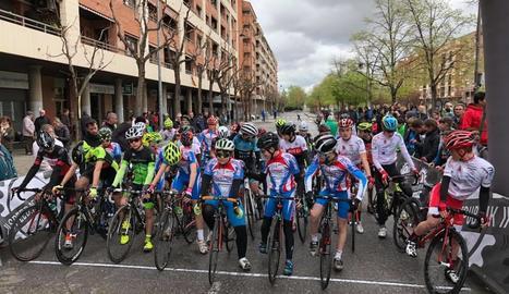 Més d'un centenar de ciclistes en el Trofeu Speed Republik