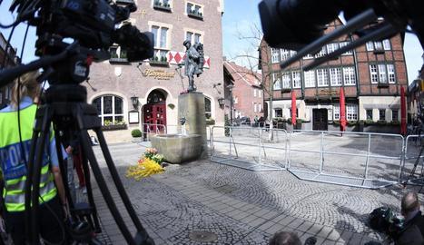 Alemanya plora les víctimes de l'atropellament múltiple a Münster