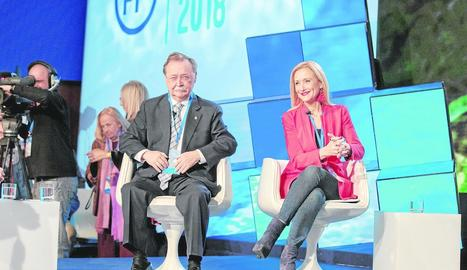 La presidenta de la Comunitat de Madrid, Cristina Cifuentes.