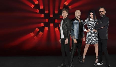 Telecinco presenta 'Factor X'