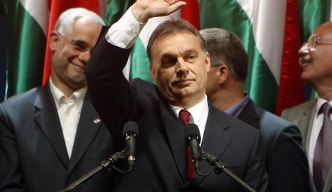 El primer ministre Viktor Orbán.