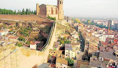 S'executarà la segona fase de millora de l'entorn de l'església de Santa Maria.