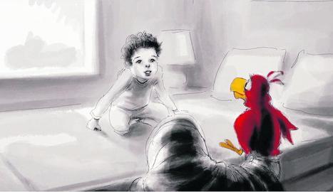 Un nen recupera la relació amb els seus pares a través de Disney.