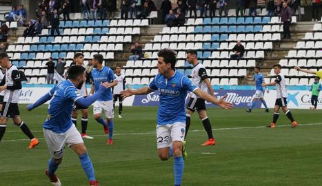 El Lleida es reconcilia amb la victòria