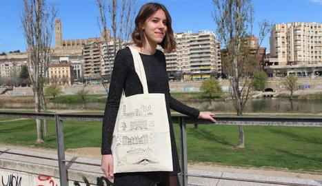 """Marina Revilla: """"És la bossa dels lleidatans emigrats amb nostàlgia de la seva terra"""""""