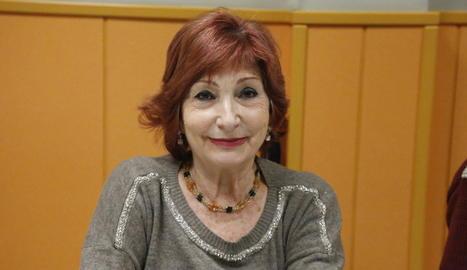 María José Naranjo: «Les despeses augmenten i les pensions no pugen»