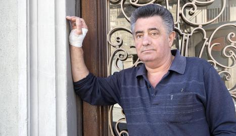 Agustín Moreno: «Et sents impotent davant del sistema»