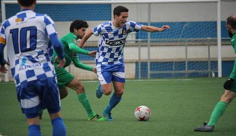 El Tamarit, en foto d'arxiu, és el segon millor equip de la segona volta després del Borja.