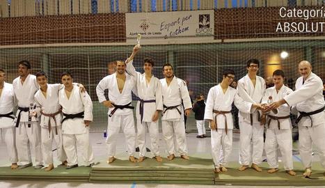 Torneig de judo per equips a Magraners