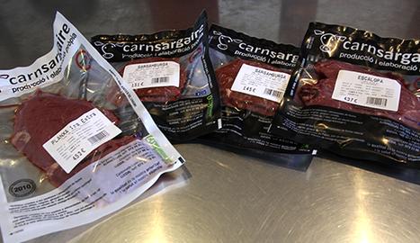 Lot de productes Carns Sargaire