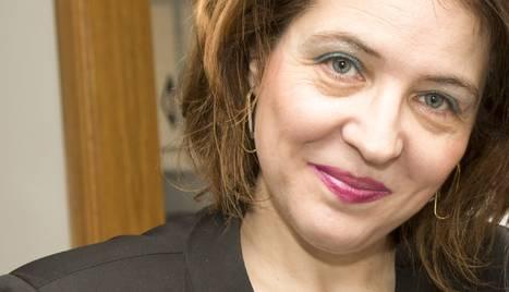 Raquel Domínguez, ambaixadora digital de BBVA a Lleida.