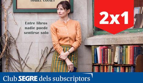 Cartell de la pel·lícula 'La Llibreria' d'Isabel Coixet.