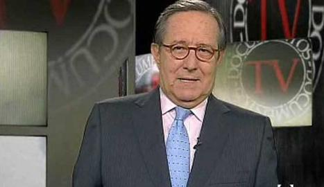 Pedro Erquicia, una llegenda a TVE.