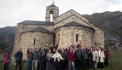 El romànic de la vall de Boí, patrimoni de la humanitat