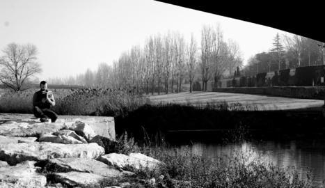 cicatrius de guerra. A l'Arc del pont encara es poden veure nombroses marques de metralla.