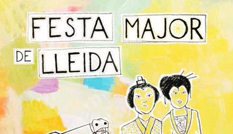 Cartell Festa Major de Maig 2018