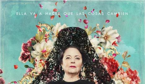 El cartell de la pel·lícula 'Mi querida Cofradía'.