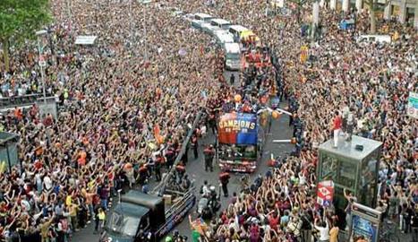 L'última rua del Barça.