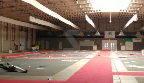 El pavelló 4 serà una mesquita des de divendres