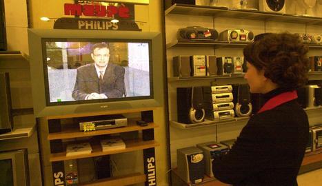 Lleida TV va arribar a les pantalles