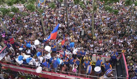 Lleida arriba a l'elit del bàsquet de mans del Caprabo