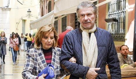 María Teresa i Edmundo, el seu amor.