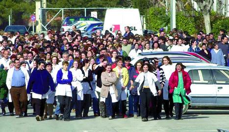 Lear deixa 1.200 persones al carrer