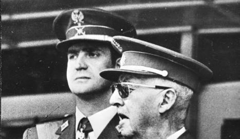 Franco i el Rei Joan Carles
