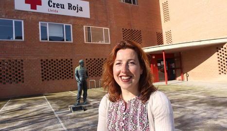 """Rosa Flores: """"Moltes dones explotades sexualment no tenen el concepte de víctima integrat"""""""