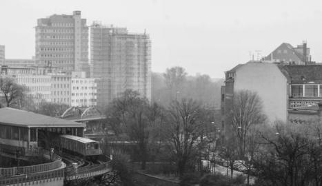 Berlín, una mirada en b/n