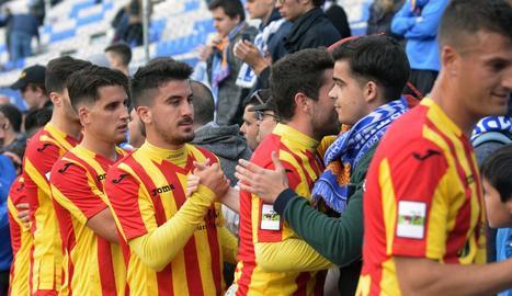 El Lleida es queda sense play off