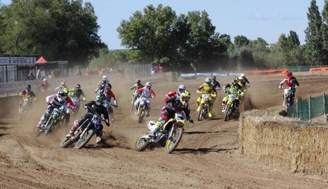 La prova disputada ahir al circuit de Rufea va reunir prop d'un centenar de pilots.