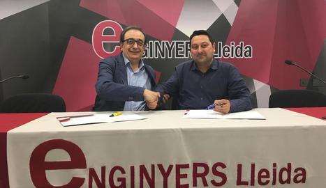 Enginyers de Lleida mesuraran el volum de les colles de l'Aplec