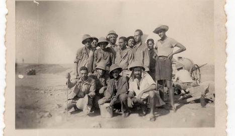 Una fotografia dels espies reclutats pels Estats Units.