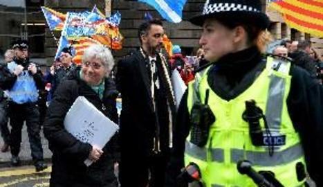 El judici de Ponsatí se celebrarà a Edimburg entre 30 de juliol i 31 d'agost