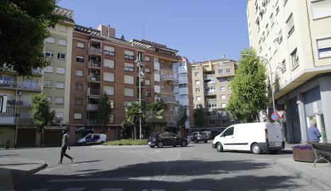 Vista del carrer Alacant de Cappont