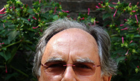 L'escriptor Jordi Coca.