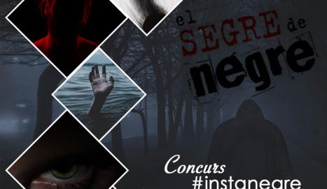 Imatge promocional del concurs, que es pot seguir a través del compte d'Instagram @segrediari