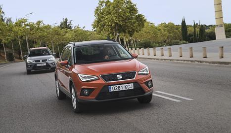 En els quatre primers mesos, la marca ha entregat 189.300 cotxes a tot el món, un 19,3% més